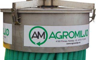 Agromiljø fordelerhus